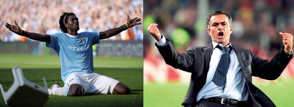 Ade and Mourinho
