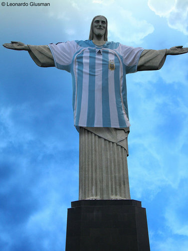Cristo Argentina