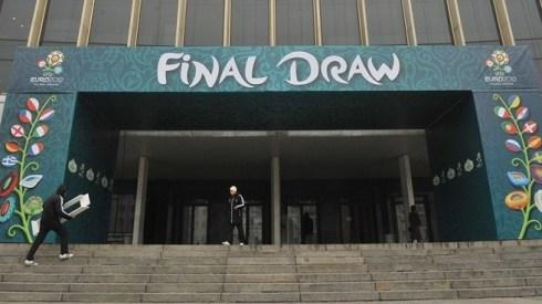 Euro finals draw