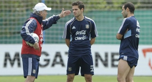 sabella in training