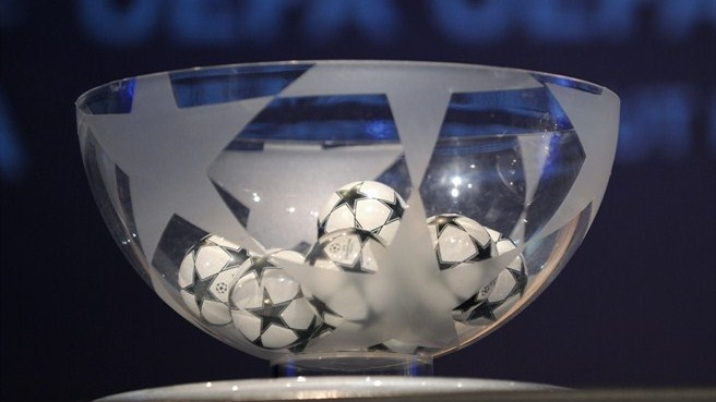 Champions League Draw 2011-2012