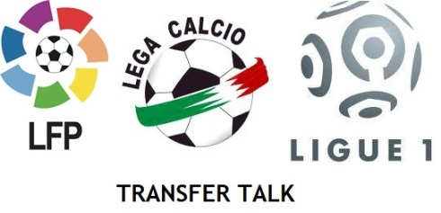 Transfer Talk - Liga - Calcio - Ligue 1