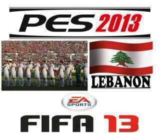 PES and FIFA 2013