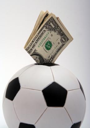 мяч-деньги