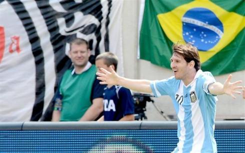 Argentina 4-3 Brazil