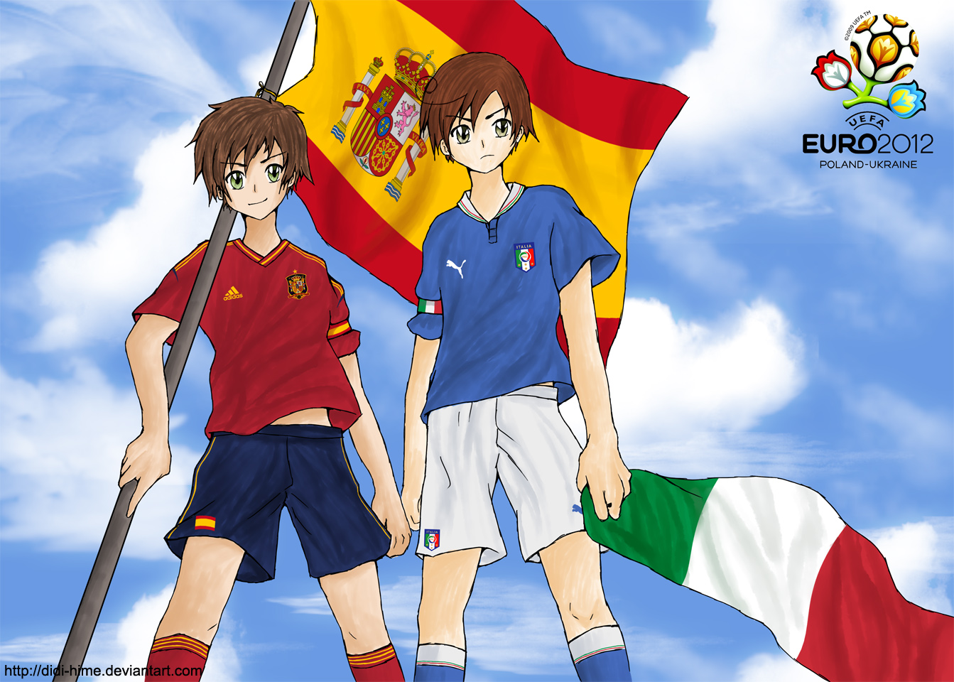 Euro 2012 Final: Spain vs Italy – Rants | Figo29's Blog