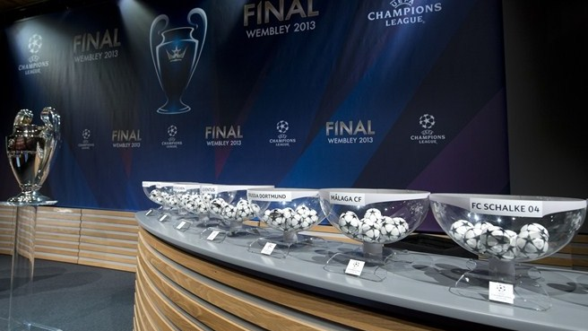 Champions League - Round of 16 Matches - What is your favorite encounter?