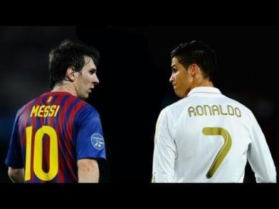 Lionel Messi vs Cristiano Ronaldo: They are both the best and way better than the rest at the moment