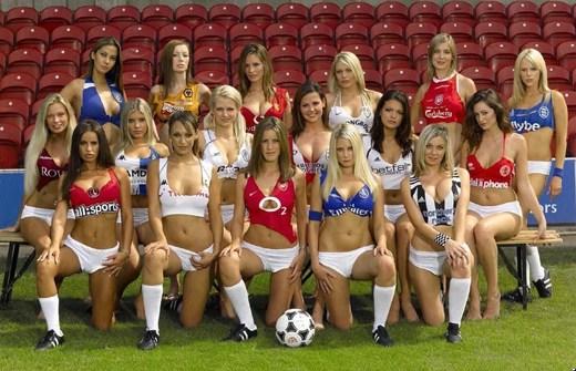 Sex At Football 67