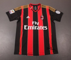 AC Milan Home Kit 2013-2014