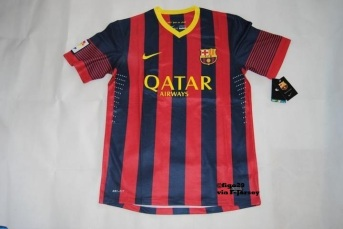 FC Barcelona Home Kit 2013-2014