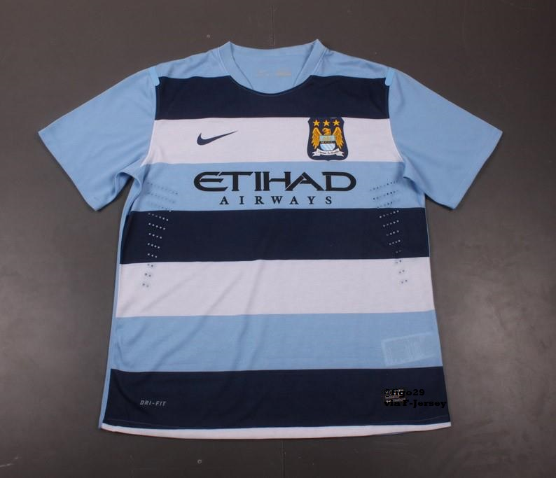Manchester City Away Kit 2013-2014