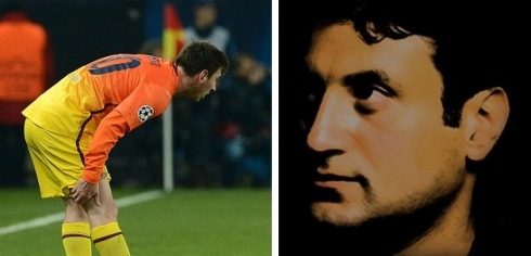 Michel Hayek Predicted Messi's Injury