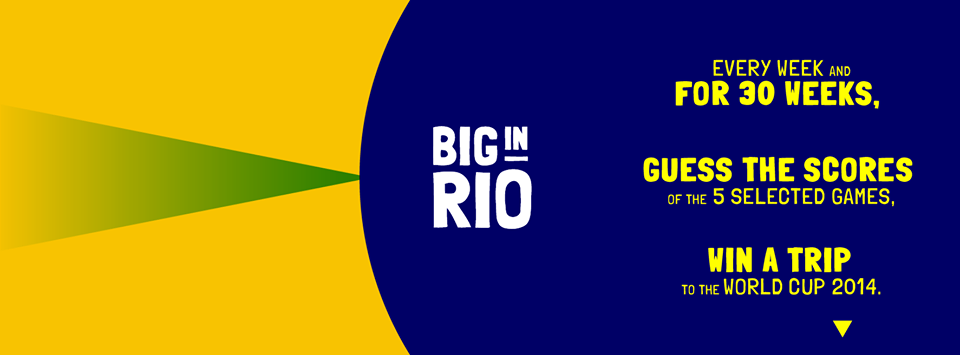 Click the image and play Big In Rio