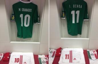 Ivan OCHOA and Marco GRANADOS - The Mexico Team heroes of the semi-finals