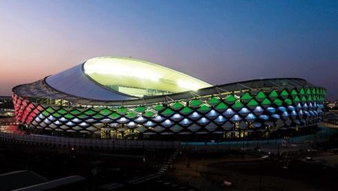 Hazza Bin Zayed Stadium - Al Ain Football Club New Home