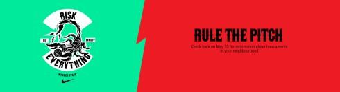 Risk Everything NIKE Dubai 2014