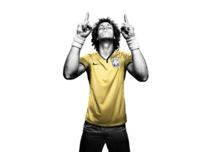 David Luiz NIKE AD