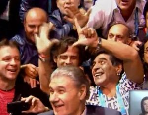 Maradona Brasil Decime Que Se Siete