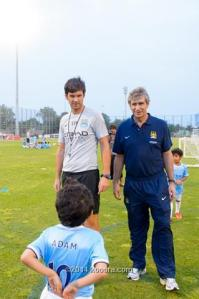 MANCHESTER CITY FC LAUNCH LATEST COACHING SESSIONS FOR YOUNG PLAYERS IN THE UAE